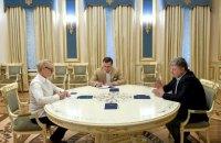 Порошенко поручил Денисовой посетить украинских политузников в РФ и ОРДЛО (обновлено)