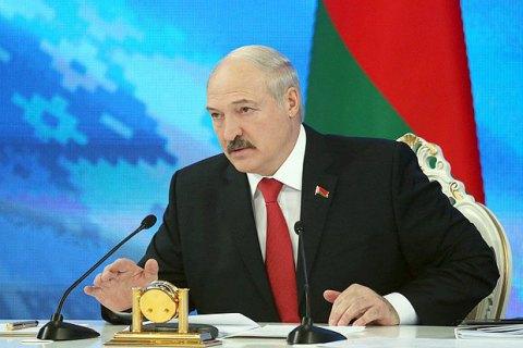 В Беларуси задержали готовивших провокацию с оружием боевиков, - Лукашенко