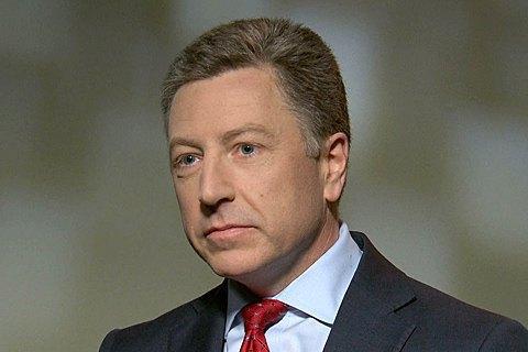 Волкер уважає згоду РФ на миротворців на Донбасі результатом санкцій