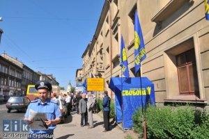 """Депутатов-""""свободовцев"""" признали виновными в избиении милиционеров"""