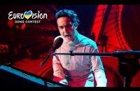 Melovin выйдет на сцену Евровидения под 18 номером