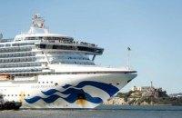 На изолированном из-за коронавируса лайнере Grand Princess находятся 49 украинцев
