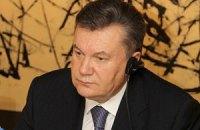 Янукович пригласил президента Латвии в Украину