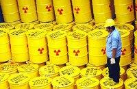 Янукович разрешил России возить через Украину ядерные отходы
