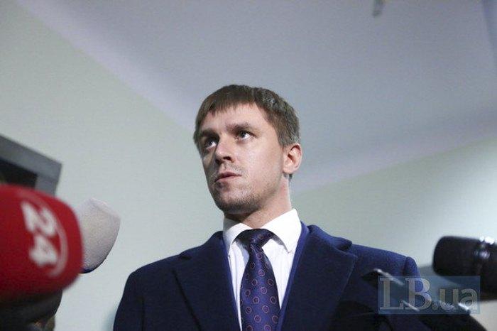 Адвокат Труханова Костянтин Дорошенко