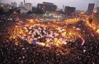 В Египте исламисты снесли палаточный городок оппозиции