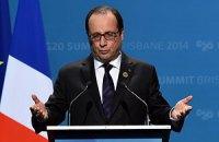 Олланд запропонував створити парламент єврозони