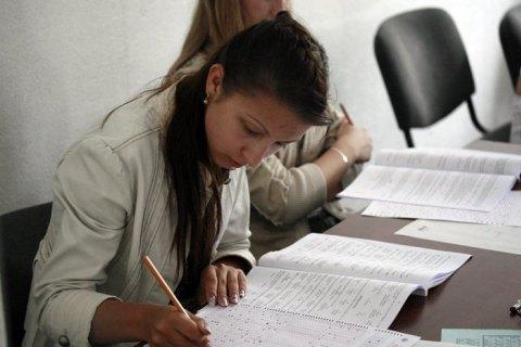 В Украине впервые прошел международный экзамен по основам медицины