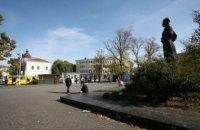 Мэрия Киева обжаловала решение суда о ликвидации пешеходной зоны на Контрактовой площади