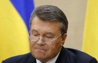 Янукович заявил, что во время Майдана играл в теннис и обвинил свое окружение в интригах