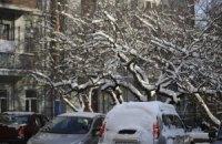 ГАИ поможет коммунальщикам убирать снег в Киеве