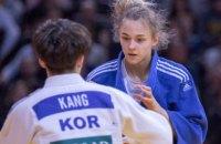 Дарья Билодид стала чемпионкой мира по дзюдо