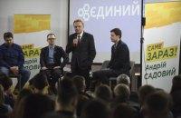 ЦВК скасувала реєстрацію Садового кандидатом у президенти
