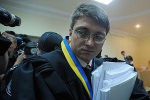 Суд по Тимошенко ушел на обед