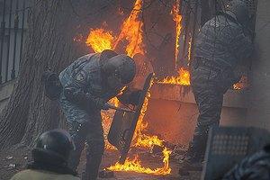 МВС: кількість постраждалих правоохоронців сягнула 163