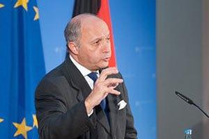 МЗС Франції закликало опозицію продовжувати діалог з владою