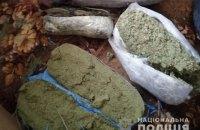 Поліція вилучила у киянина 84 кг канабісу на два мільйони гривень