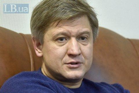 Данилюк: Портнов и Лукаш не имеют отношения к штабу Зеленского