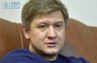 Данилюк: Портнов і Лукаш не мають стосунку до штабу Зеленського