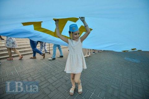 Порошенко поздравил крымских татар со 100-летием Первого Курултая