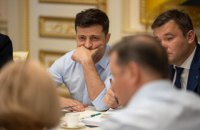 Зеленський закликав Раду присвятити останні два місяці реформам, а не піару