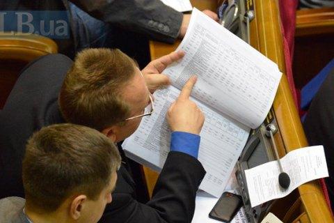 Кабмин внес в Раду законопроект о выделении силовикам 7 млрд гривен