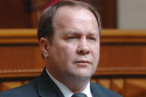 Голову Рахункової палати відсторонили від посади