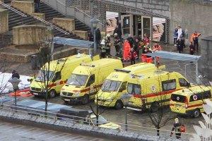 Число пострадавших в Льеже достигло 47 человек