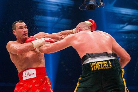 Кличко і Ф'юрі підписали контракт про бій-реванш