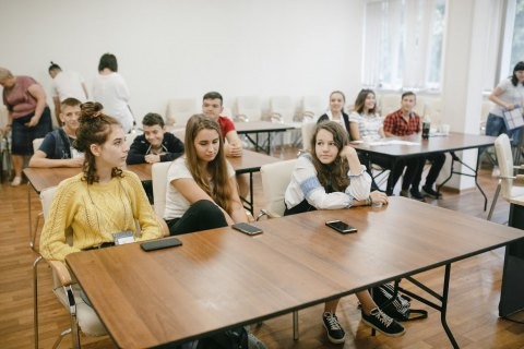 """Сегодня стартует отбор школьников 10-11 классов в образовательную программу """"Талант Хаб"""""""