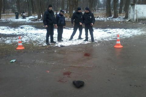 В Хмельницком в течение часа двум мужчинам выстрелили в голову