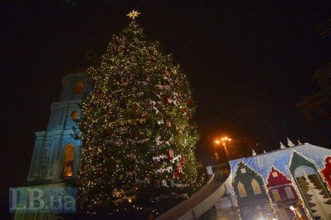 Новорічно-різдвяні свята перервуть трьома робочими днями