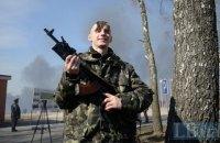 В Украине стартовал призыв в Нацгвардию (обновлено)