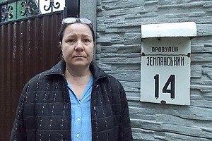 Нину Москаленко выселили из дома, двери и окна заварили щитами