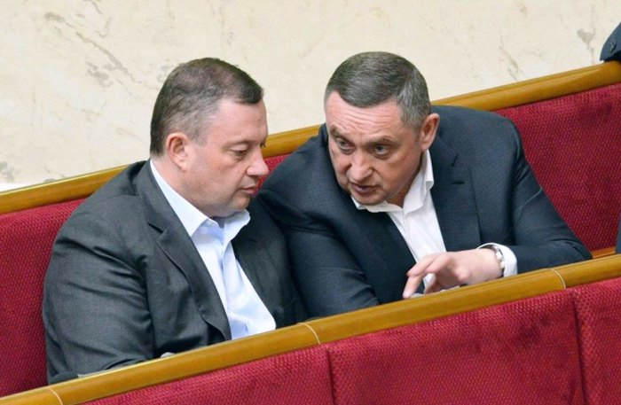 Богдан (справа) и Ярослав Дубневичи