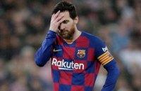"""Малоймовірно, що Лео залишається в """"Барселоні"""", - Хорхе Мессі"""