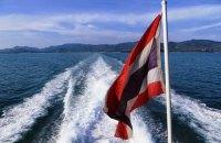 В Таиланде взорвался катер с туристами