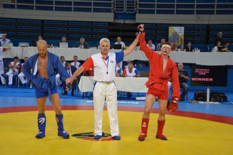 Украина феноменально стартовала на ЧЕ по самбо
