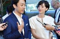 Уперше в Японії міністр пішов у декретну відпустку