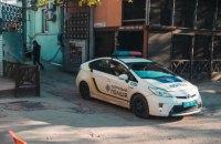 У патрульных в Белой Церкви угнали служебный автомобиль