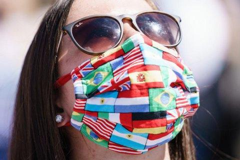 Кількість хворих на коронавірус у світі перевищила 6,2 млн