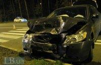 В серьезной аварии под Киевом чудом выжили водители и пассажиры