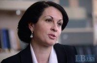 Турчинов оголосив про вихід Калетник з фракції КПУ
