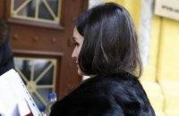 Царевич повернулась на роботу в Печерський суд