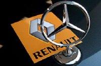 На Mercedes-Benz будут ставить двигатели от Nissan