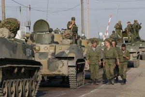 В Украине воюют 4 батальйонно-тактические группы ВС РФ, - СНБО