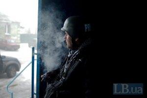 Військові залишили Нікішине поблизу Дебальцевого