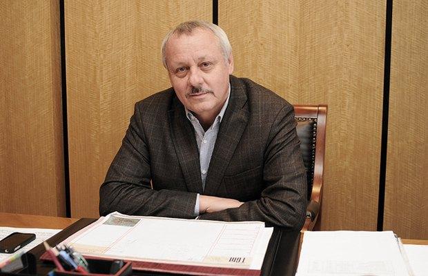 Владимир Артюх, компания которого будет строить дом в Павловском сквере