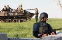 Силы АТО уничтожили огневые точки боевиков в Славянске и Семеновке