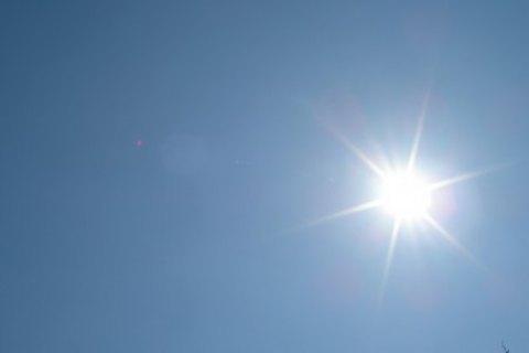 Завтра в Києві до +34 градусів